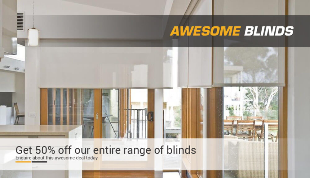 50percentoffblinds - awesome