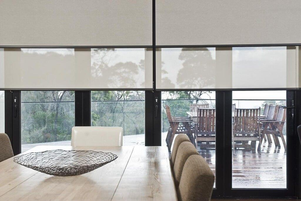 Double Roller Blinds Melbourne Dual Awesome