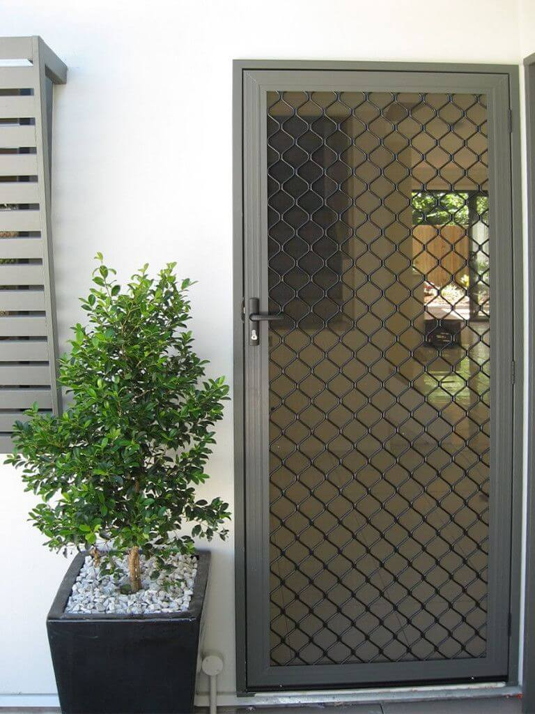 Security door melbourne awesome blinds for Door 4 security