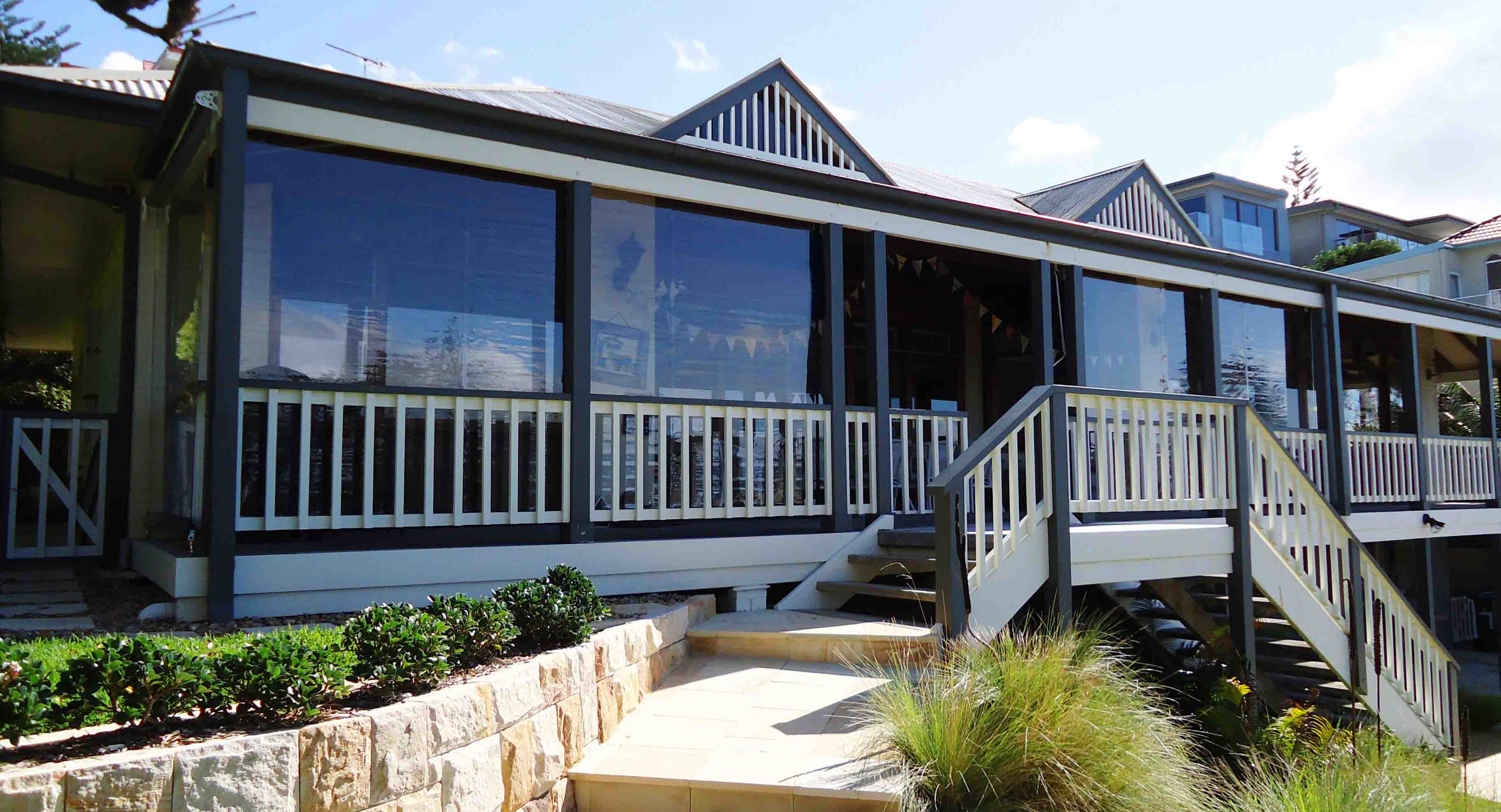 5 Reasons Why You Should Install Outdoor Blinds
