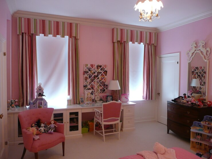 3 Styles Of Window Treatments For Kids Bedrooms